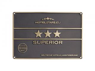 3 Sterne Superior - Deutsche Hotelklassifizierung