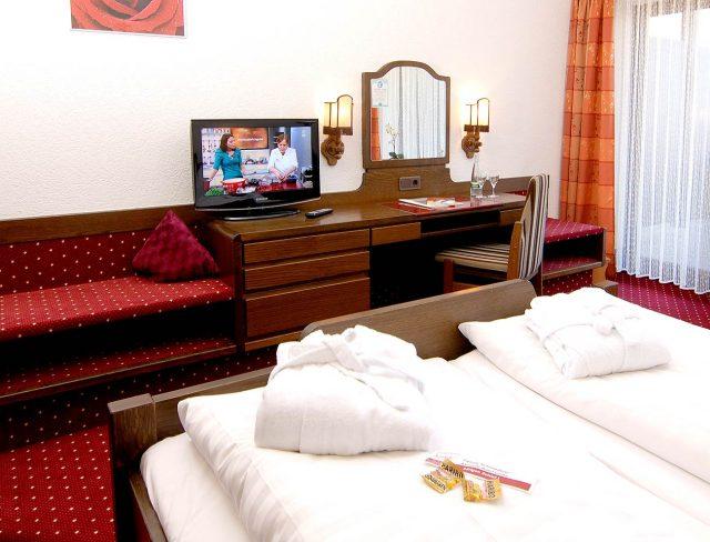 Zimmer im Hotel Kalikutt in Oppenau