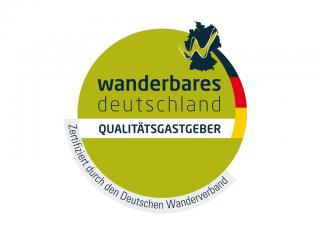 Qualitätsgastgeber - Wanderbares Deutschland