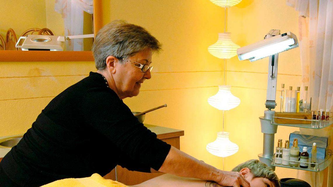 Massage und Energiearbeit