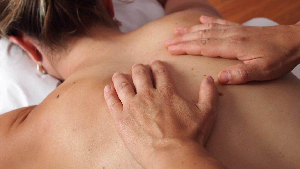Wohlfühl-Massage im Hotel Kalikutt