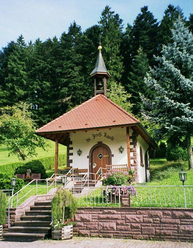 Hochzeitskapelle in Oppenau im Schwarzwald